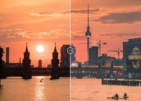Oberbaumbrück Berlin Time Blending Thumbnail