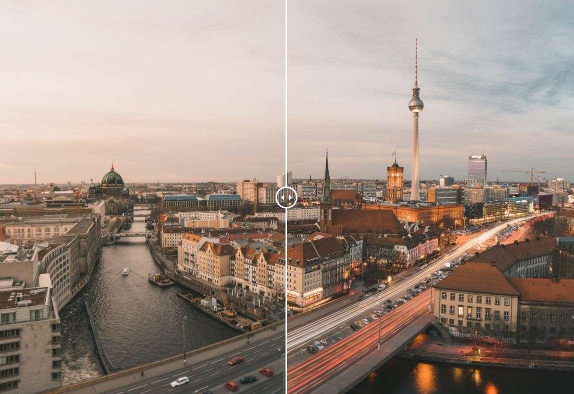 Blending Fischerinsel Berlin Thumbnail