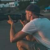 Surf Fotos Teleobjektiv