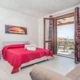 Foto Ferienimmobilie Schlafzimmer