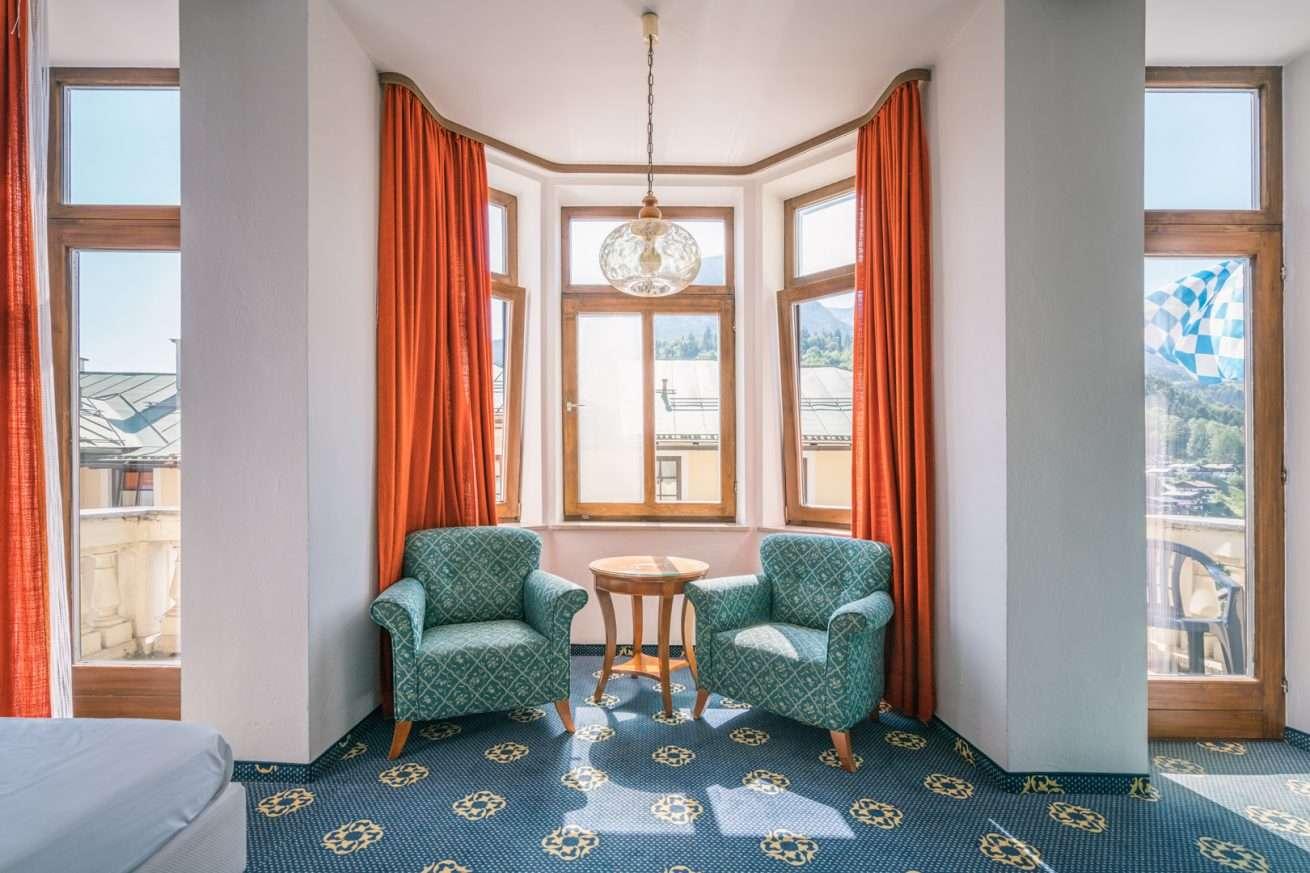 Foto Hotel Immobilie Innen