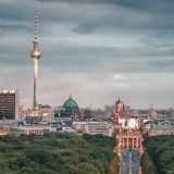Festival of Lights Brandenburger Tor, Tiergarten und Berliner Fernsehturm